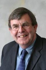 Gordon smiling