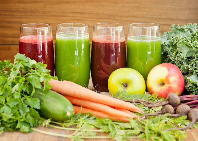 Fresh Juice – Not Just For The Kids