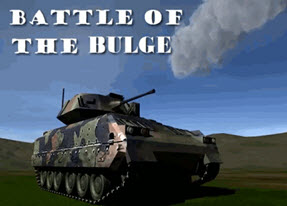 Battle of the Bulge Tank