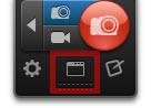Classic Capture Window button