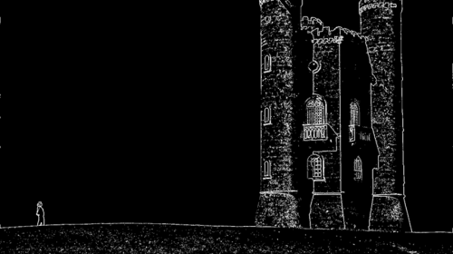 Broadway Tower energy image