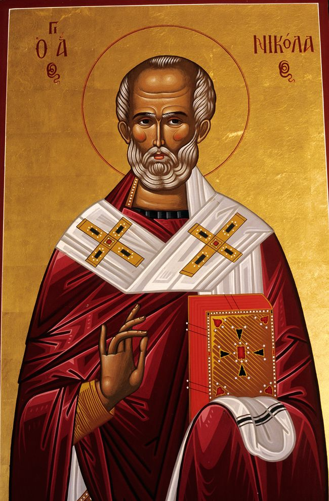 Image result for st. nicholas