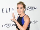Kate Winslet photographed at the ELLE Women in Hollywood Awards in Los Angeles. PHOTO: AFP