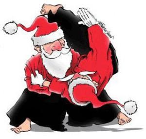Aikido en navidades