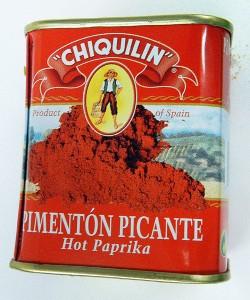 hot smoky paprika