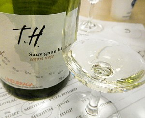 Undurraga 'T.H.', a Chilean Sauvignon Blanc.