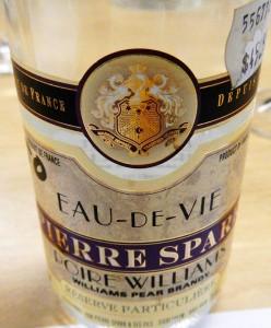 Eau-de-Vie Poire William