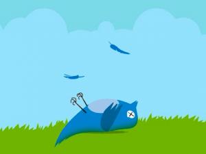 Dead twitter