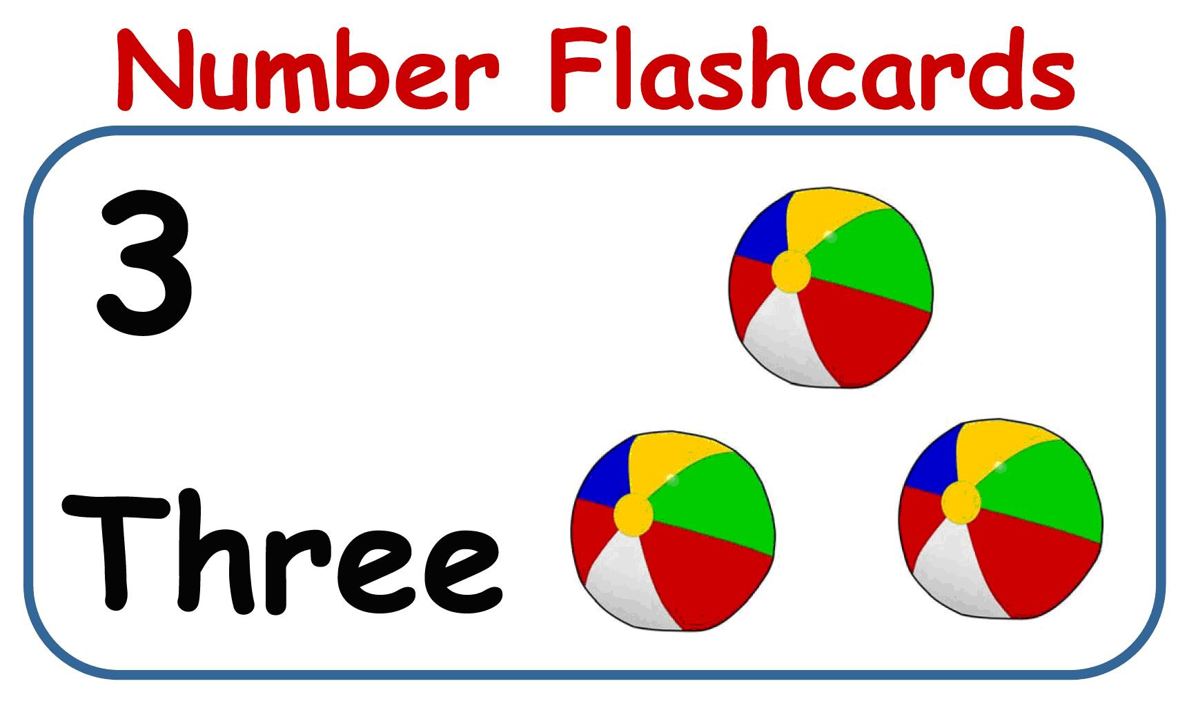 Classroom Objects Flash Cards