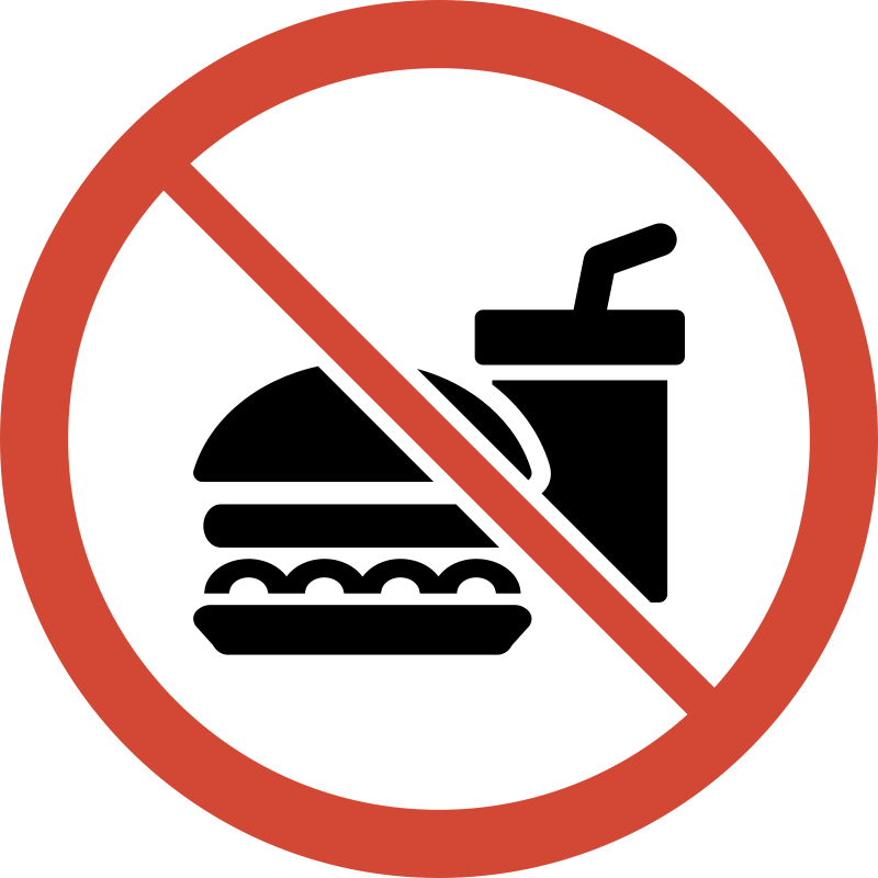 Image result for no good or bad foods