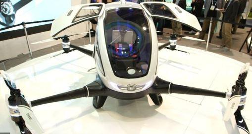 Drone driver. Grado en transporte y logística UCJC