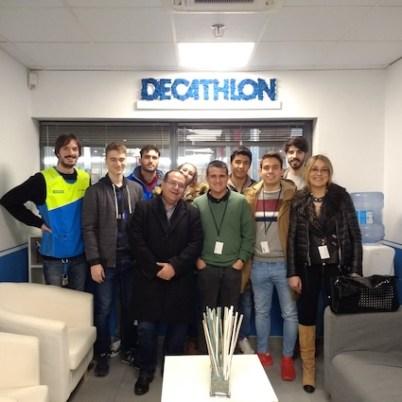 Decathlon Logística – Grado en transporte y logística UCJC