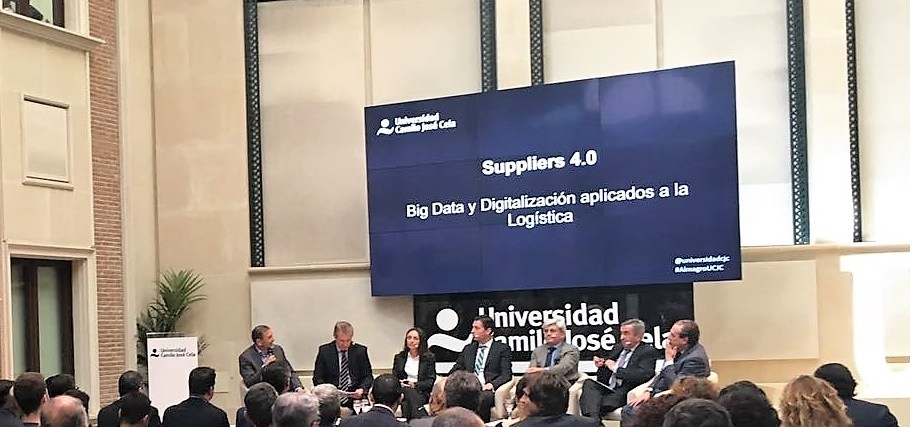 Suppliers 4.0 - Transporte y Logística UCJC