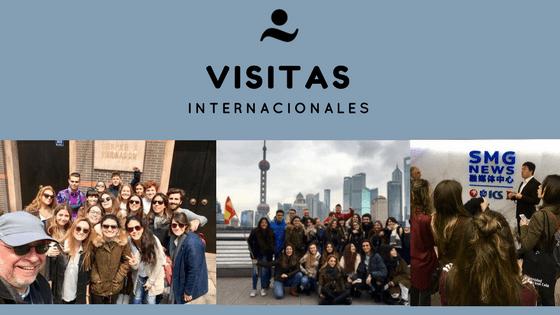 Visitas Internacionales