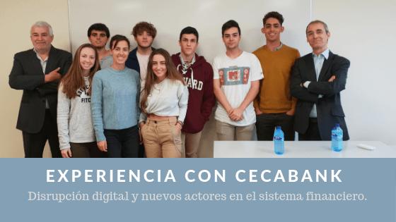 Experiencia con el Cecabank