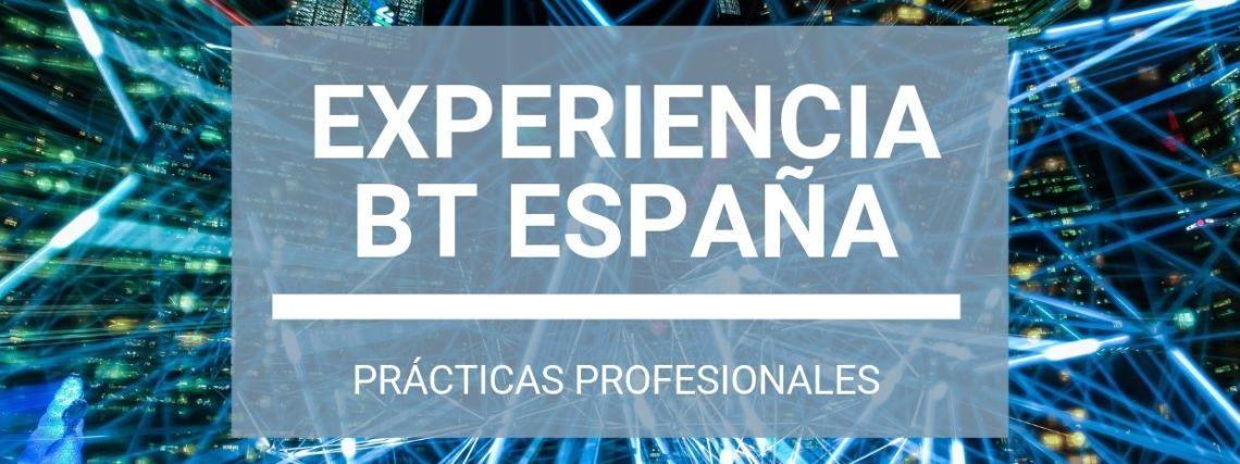 Experiencia BT España