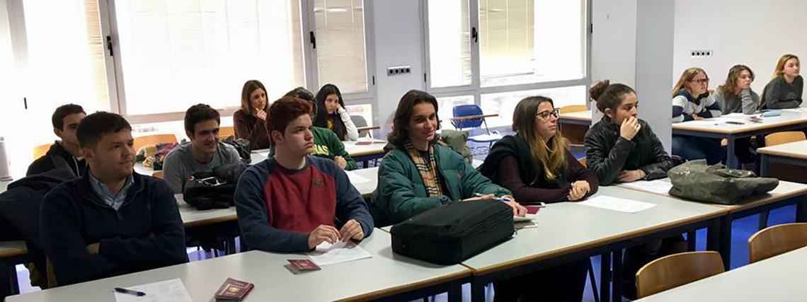 Reunión preparatoria estancias académicas en el extranjero