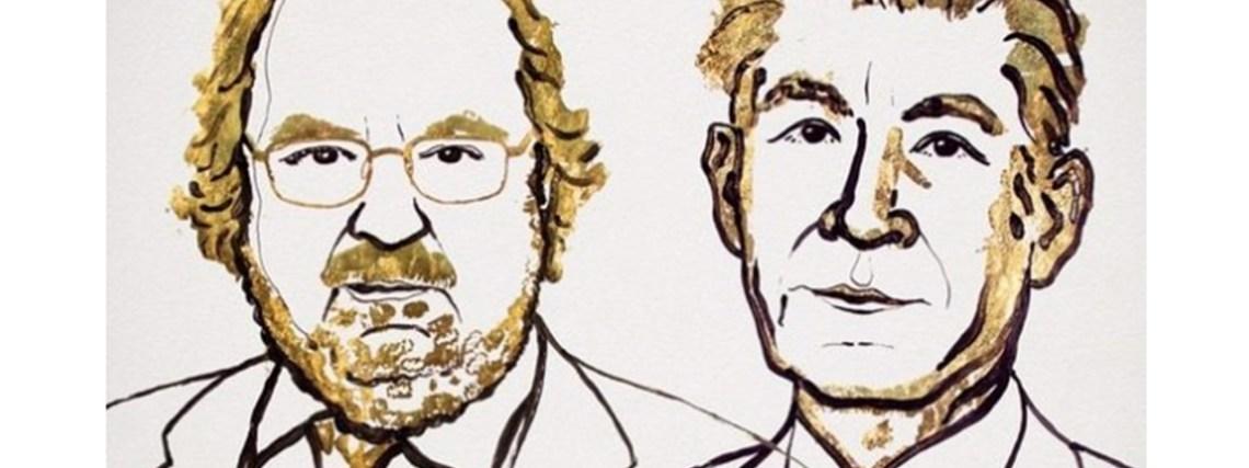 Imagen 1. Científicos ganadores del Premio Nobel de Medicina de 2018. Fuente: Revista Genética Médica (2).