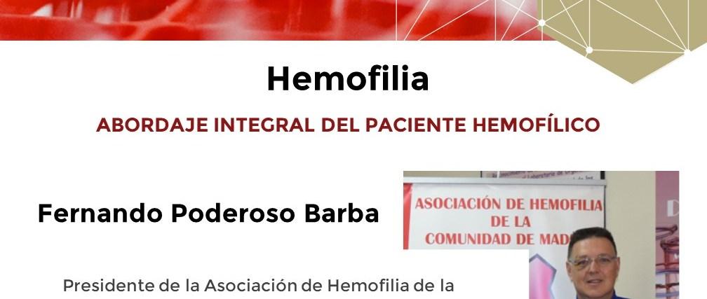 Hemofilia en la UCJC