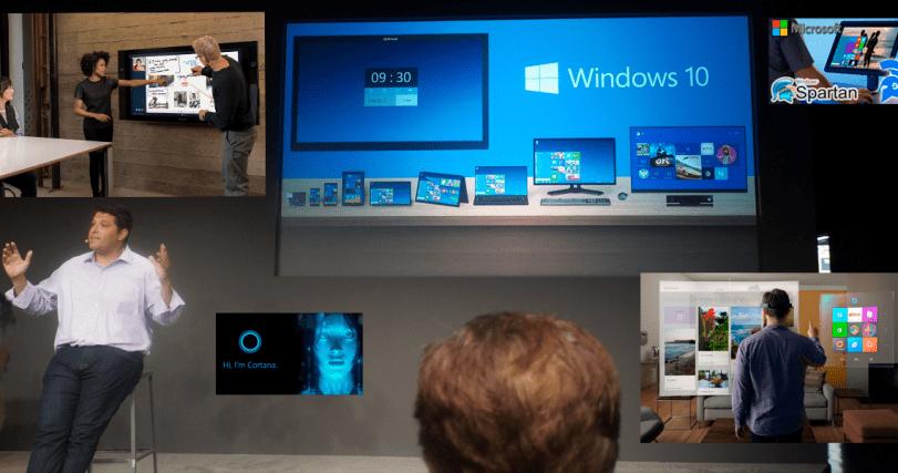 Presentación Windows 10 y su ecosistema