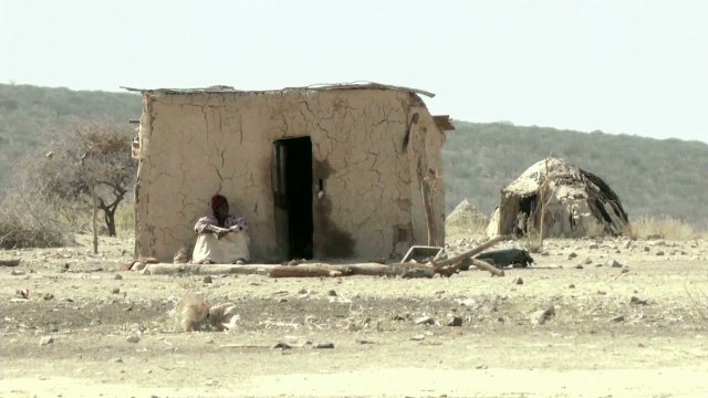 Climate Change 2 – Namibia: The Crisis of Drought