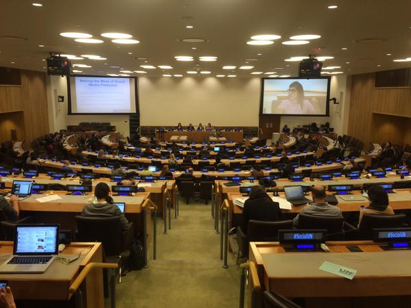 Recap from UN Social Media Day
