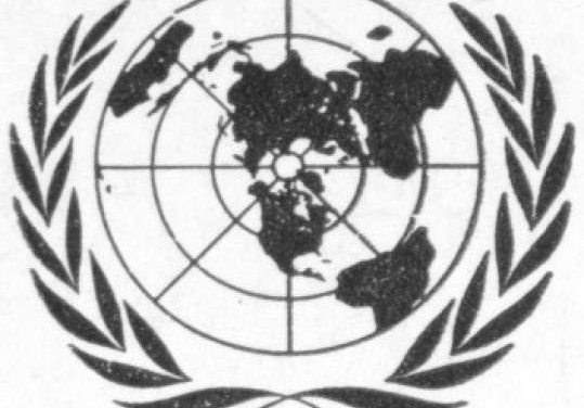 The Architect Who Designed the UN Logo
