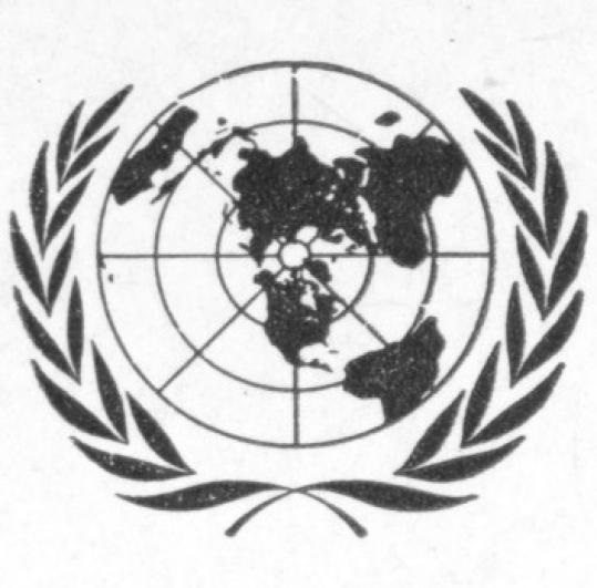 The Architect Who Designed The Un Logo United Nations Blog