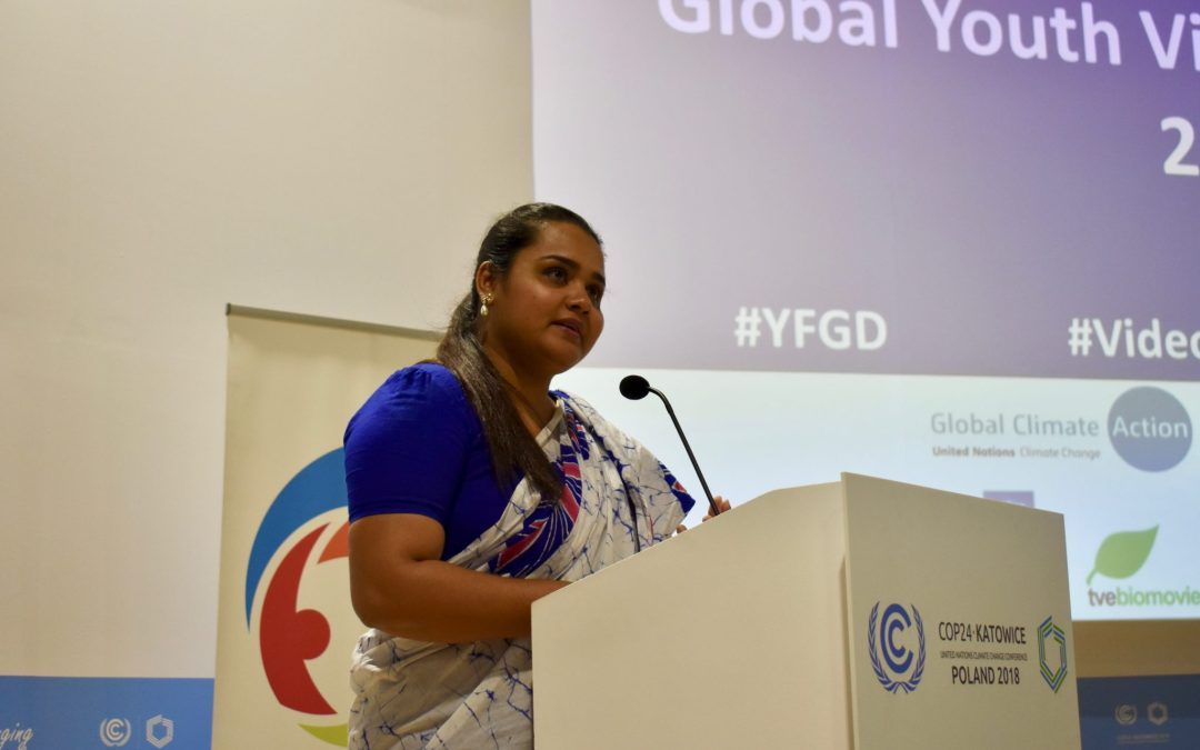 Youth for Climate Action and Country Showcases