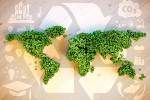 Aumentam as emissões de gás carbono