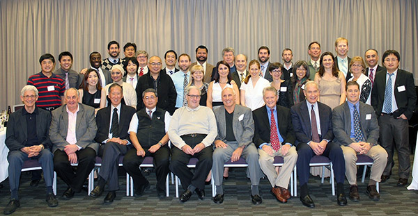 Group picture of the Department of Periodontics faculty