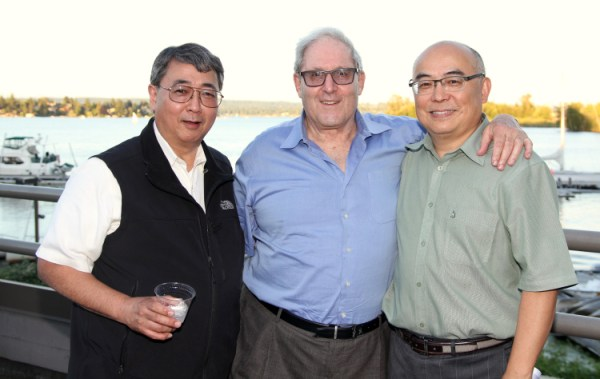 Just a few of our dedicated affiliate faculty members: Dr. Byron Mizuha, Dr. Herb Selipsky and Dr. Allen Chen.