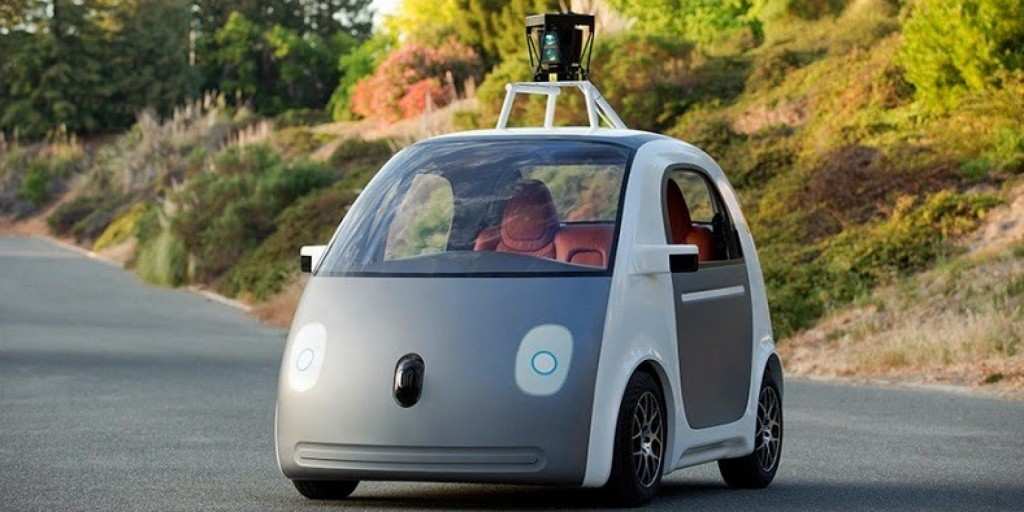 Whoever styled the Google cars should not be allowed to style cars.