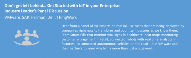 IoT in the enterprise