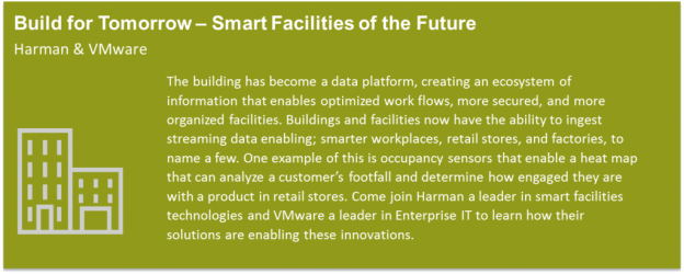 Smart Facilities of the Future
