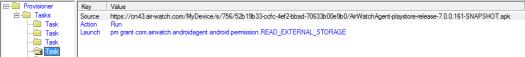 Honeywell-Dolphin-CT50-Bar-Code-Enrollment-VMware-AirWatch
