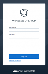 Workspace ONE UEM 9.4