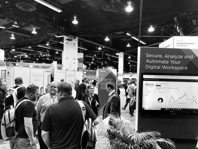 Workspace ONE at Citrix Synergy 2