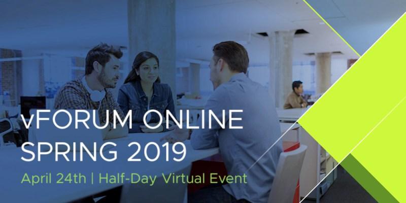 vForum Online