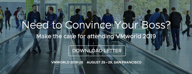 Top Reasons to Attend VMworld