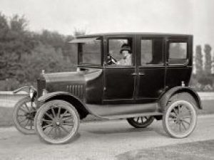 People can have the Model T in any color, as long as it's black.