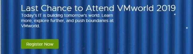 Cloud Management VMworld Europe