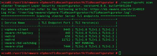 TLS Reconfigurator