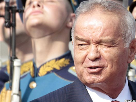 Il simpatico Karimov