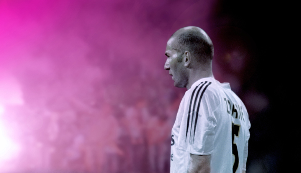 Zidane: A 21st Century Portrait, Directed by Douglas Gordon and Philippe Parreno