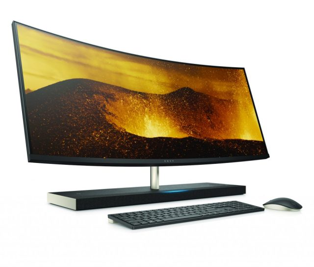 HP ENVY Curved AiO 34