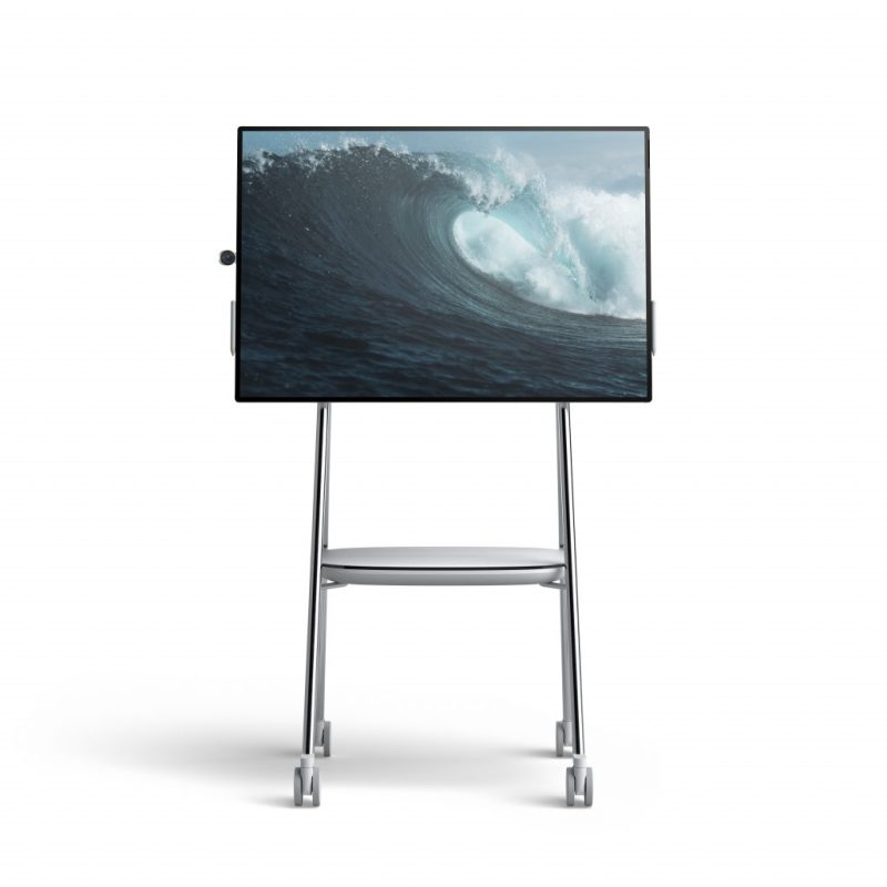 Surface Hub 2 in landscape view