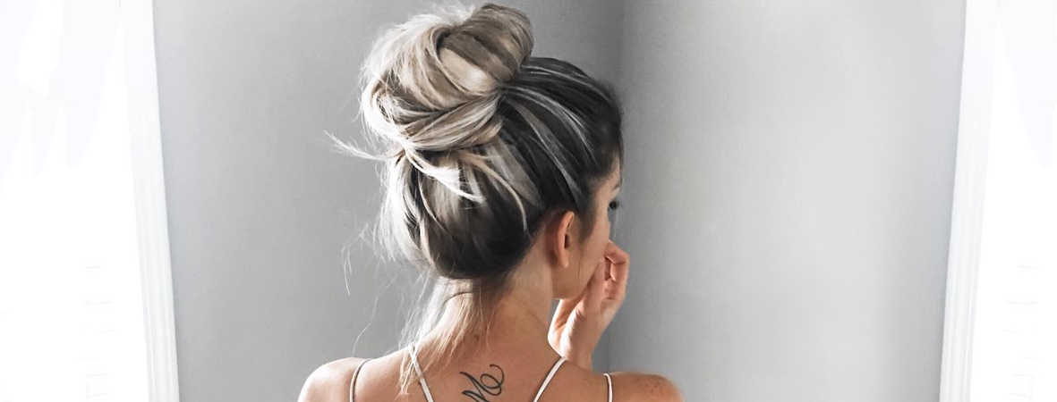 How to do the perfect messy bun blog by womens best to be honest when it comes to hair styles the most undone looks usually take the most effort we tell you how to make the stunning updo in just a few urmus Gallery