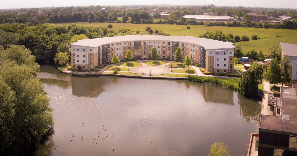 Image of Wentworth College on Campus West