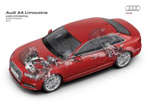 AllNew 2016 Audi A4 Announced  YouWheel  Your Ultimate and Professional Car Resources